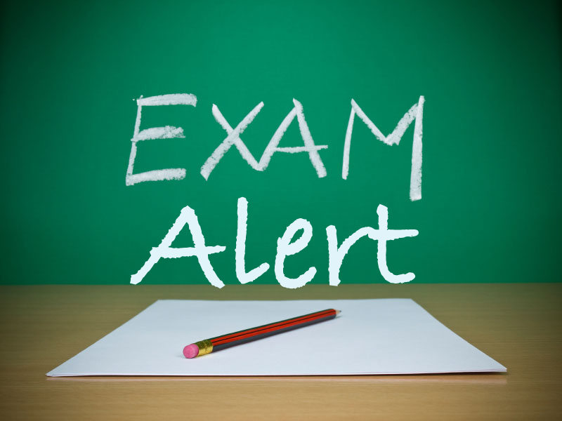 END OF SEMESTER EXAMS TIMETABLE – APRIL 2018